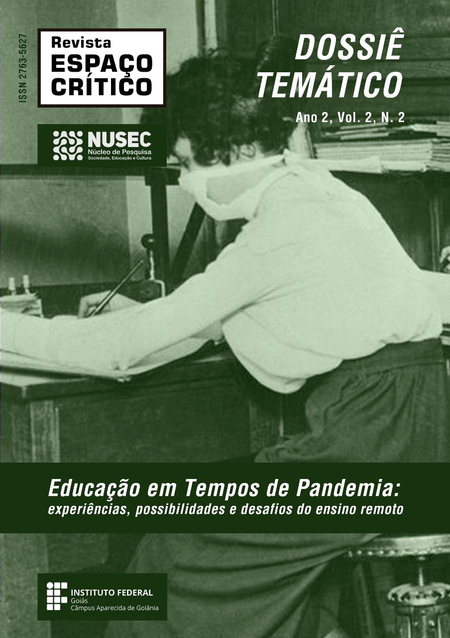 v. 2, n. 2 (2021): Volume 02, Número 02, Jun/2021